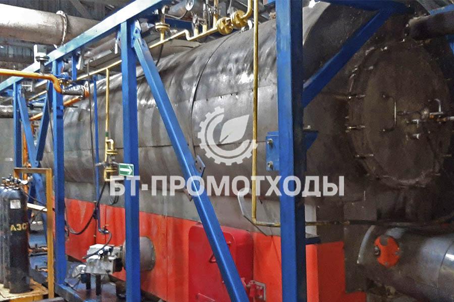 Установка переработки отходов бурения УТД-2