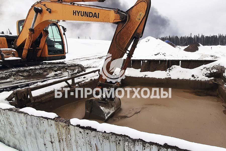 Подготовка отходов к утилизации