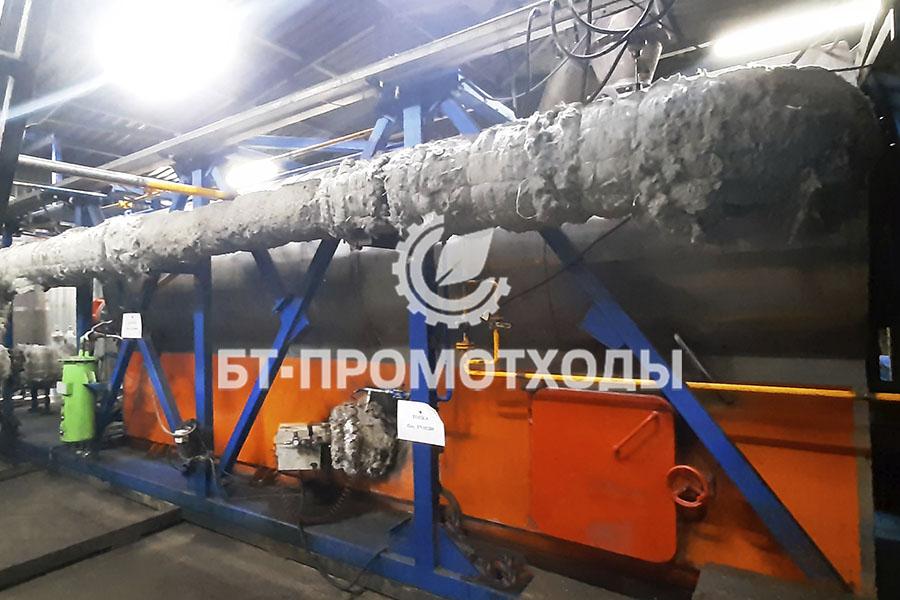 Реактор пиролизной печи УТД-2