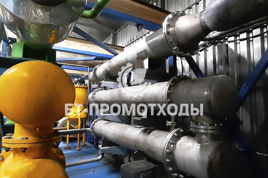 Усиленная система конденсации УТД-2