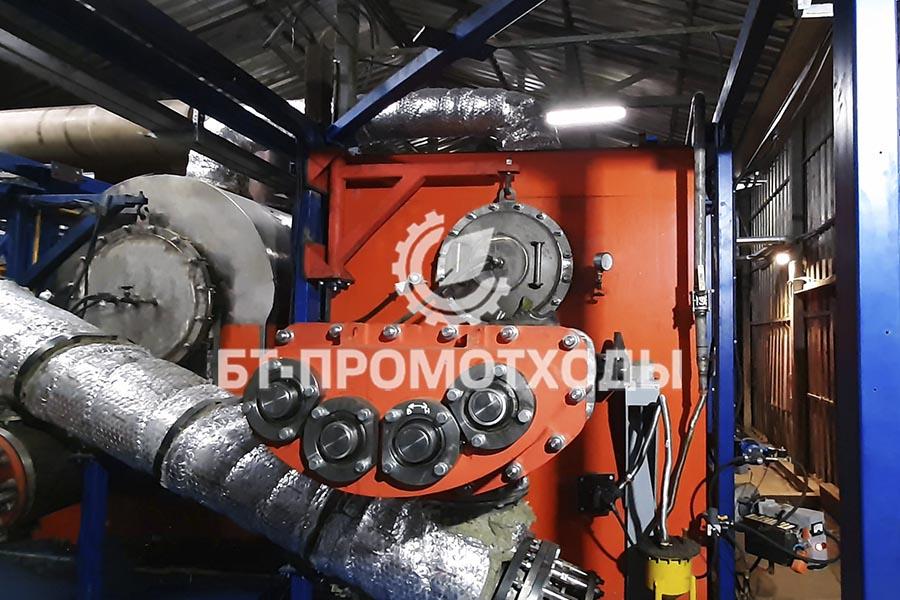 Эксплуатация УТД-2-2000 на месторождении