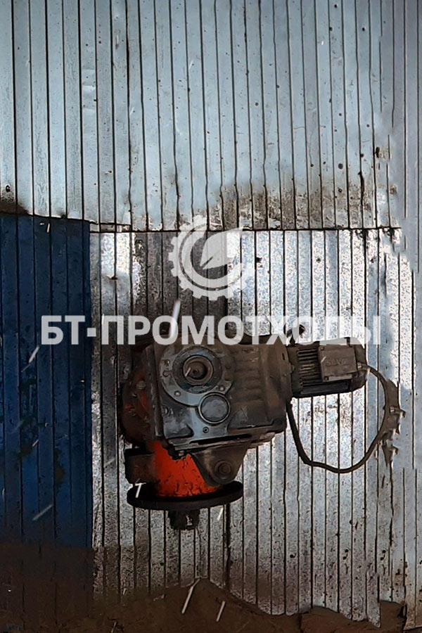 Выгрузка технического грунта - продукта переработ