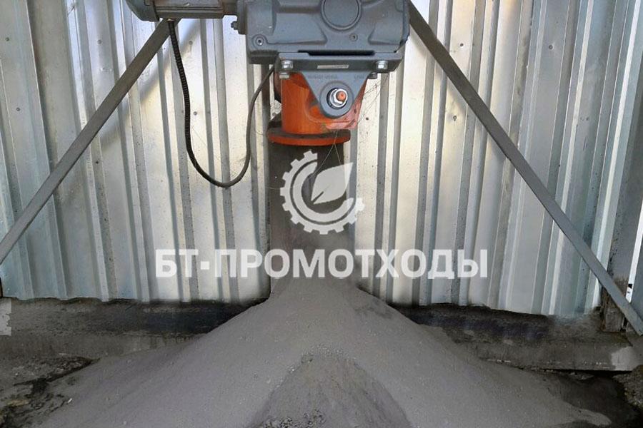 Продукт переработки - технический грунт